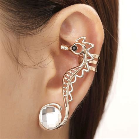 how to make ear cuffs jewelry okajewelry on artfire