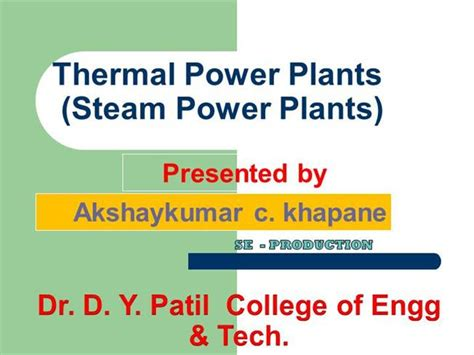 layout of thermal power plant ppt thermal power plant akshay khapane authorstream