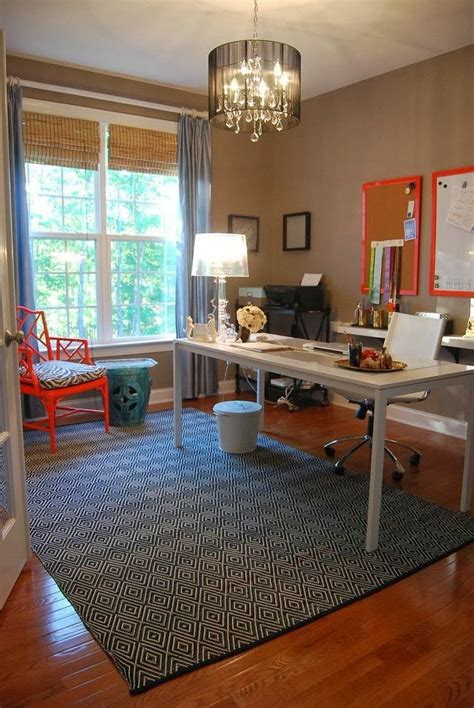 Office Rugs Rug Placement K P Home Office Home