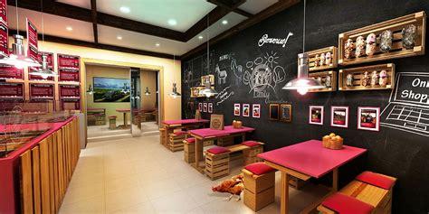 siege social flunch best amenagement restaurant gallery design trends 2017