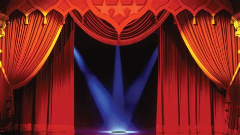 stage fire curtain stage curtains cliparts co