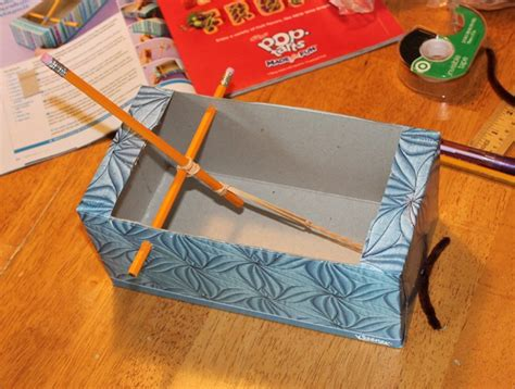 how to put a box together marshmallow catapult