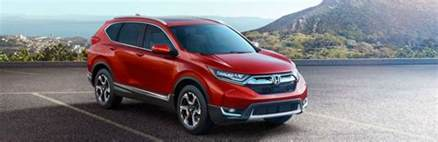 Honda Cr V Price 2017 Honda Cr V Suv Price And Performance Features