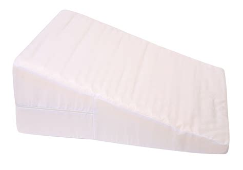 foam wedge for bed 7 x 24 x 24 foam bed wedge white