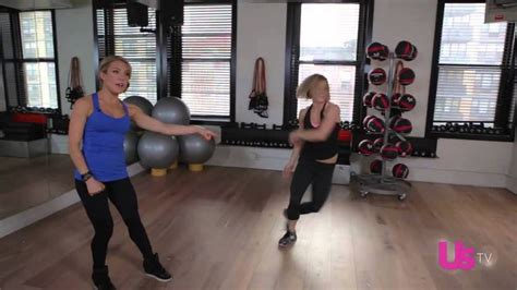 anna kaiser diet plan kelly ripa s arms abs learn her workout from trainer