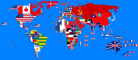 flags of the world during ww2 maps central victory alternative history fandom
