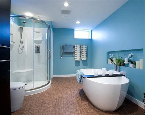 modern bathroom paint ideas creating a designer bathroom on a limited budget