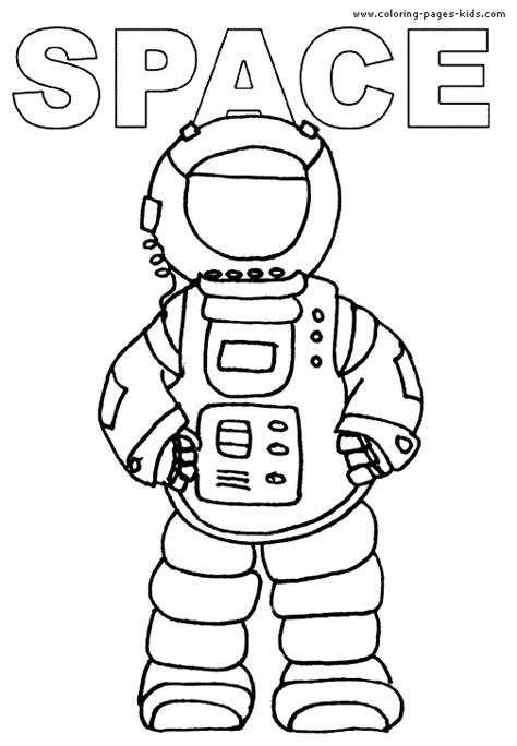 space aliens color page coloring pages  kids