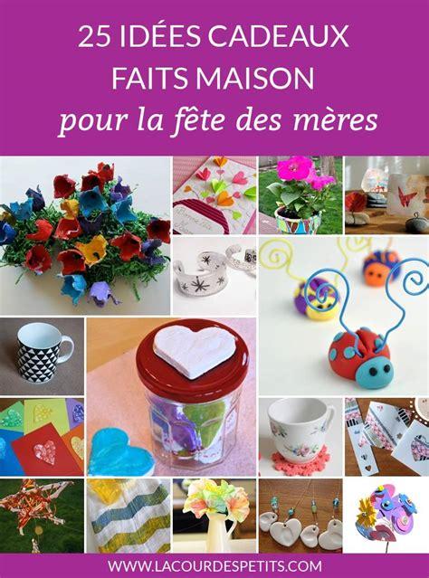 Idee De Cadeau Pour La Fete Des Pere A Faire Soit Meme by 25 Id 233 Es De Cadeaux Faits Maison Pour La F 234 Te Des M 232 Res