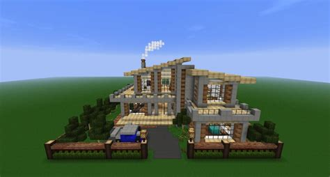 Cool Small Bedroom Ideas modern suburban house minecraft project