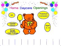 seal harbor daycare daycare rates child care rates