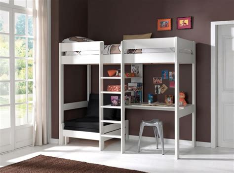 loft bed with desk and futon couch bunk bed with amazing functions that you can use