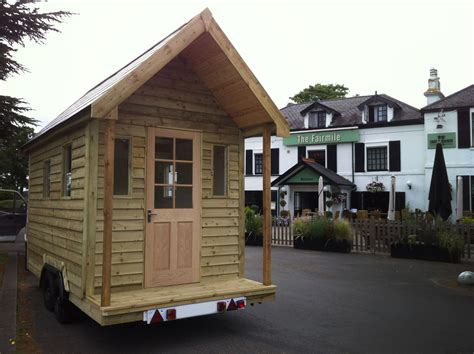 work from home mobile tiny office no planning permission