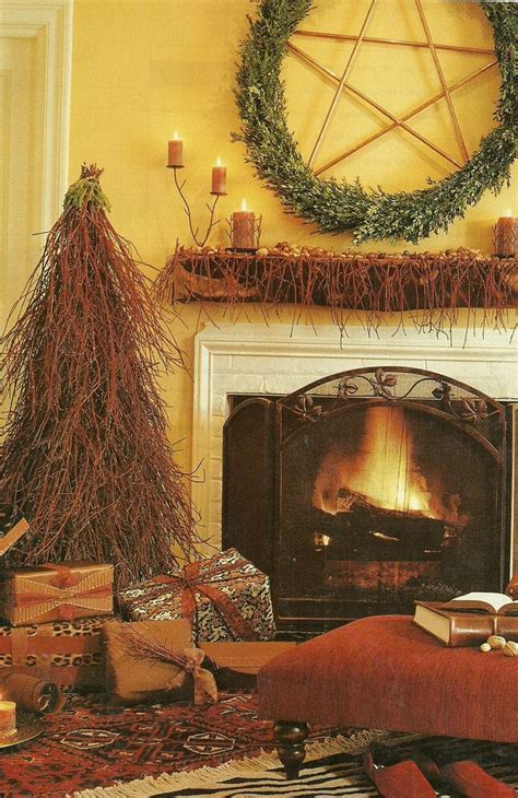 pagan christmas what imagine what my house would look like
