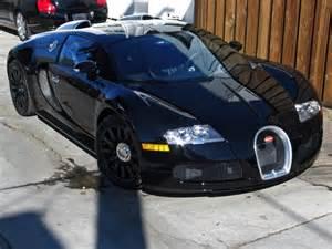 Bugatti For Sale Ebay Black Bugatti Veyron For Sale On Ebay It S Your Auto
