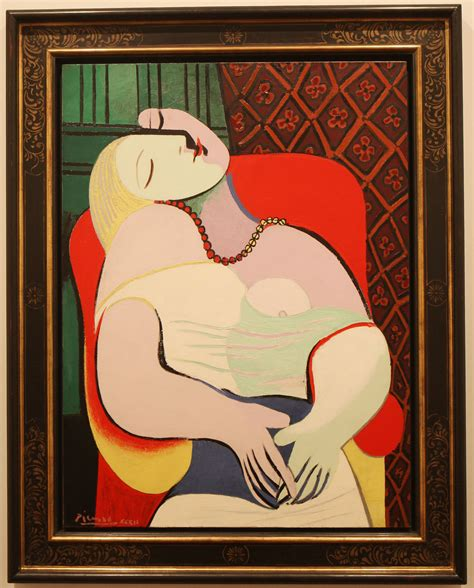 picasso paintings le reve casino mogul steve s picasso boosted by tale of woe