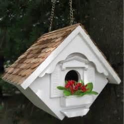 decorative wren hanging bird house yard envy