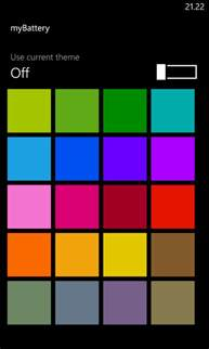 developer s windows phone 8 theme colors hex rgb