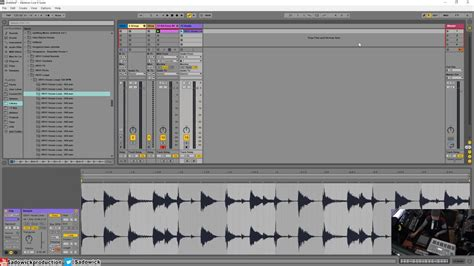 ableton swing ableton live 9 extract grooves swing from loops youtube