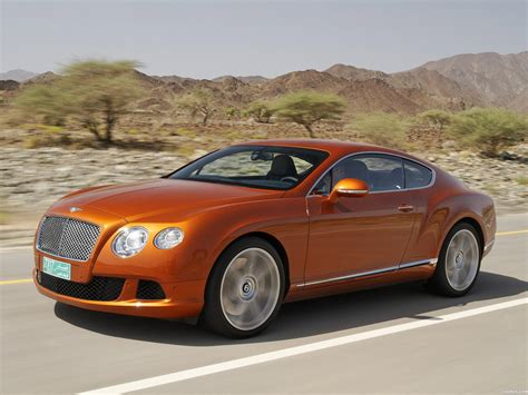bentley orange fotos de bentley continental gt orange 2010 foto 10