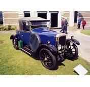 Triumph Car History Models Model