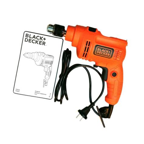 jual black decker impact tp555 hammer drill mesin bor