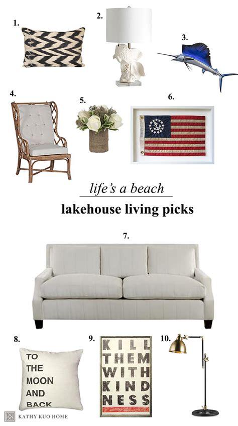 Lake Decor Items by Lake House Decor