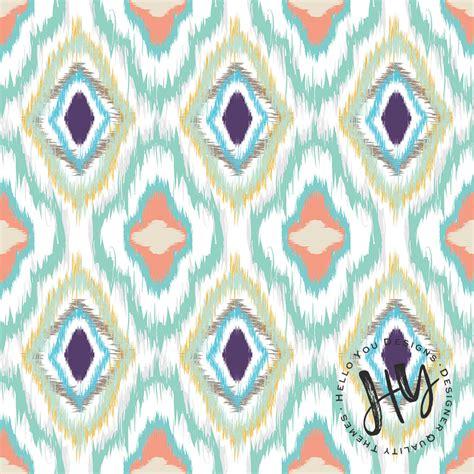 ikat pattern ikat freebie a quick lesson hello you designs