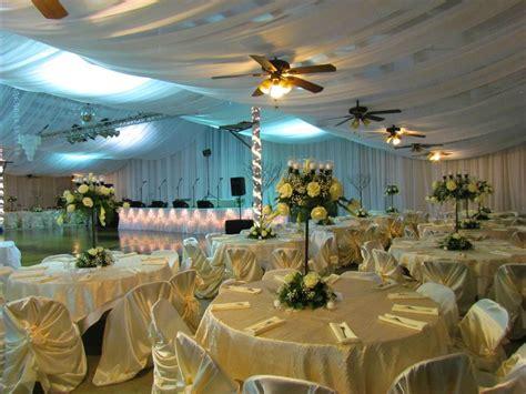 wedding decorator az rental packages el casino ballroom