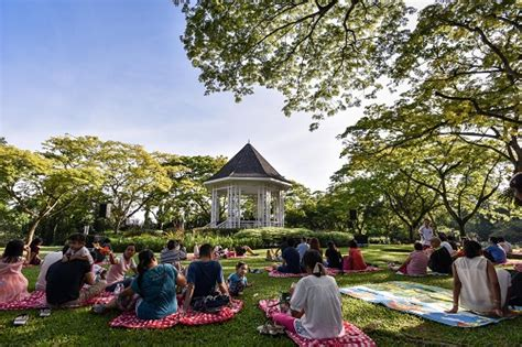 Botanic Gardens Singapore Events Singapore Botanic Gardens Heritage Festival What S On Activities National Parks Board