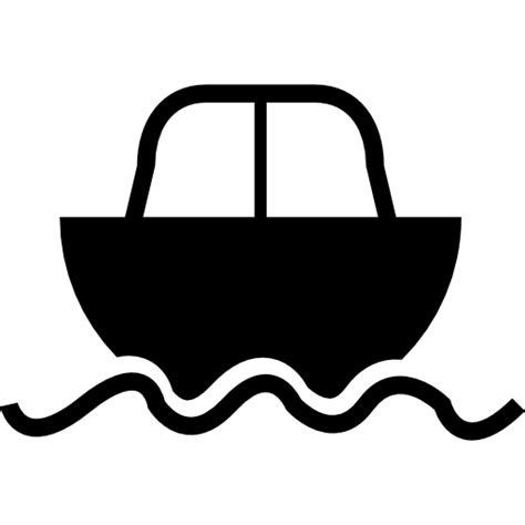 boat small icon small boat sailing free transport icons