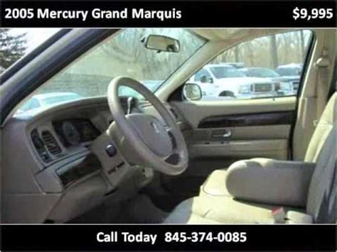 car maintenance manuals 2005 mercury grand marquis engine control 2005 mercury grand marquis problems online manuals and repair information
