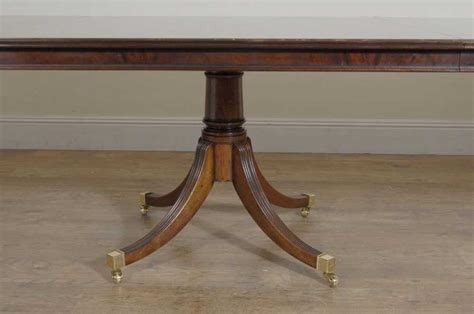 dining table seats 14 regency triple pedestal dining table seats 14
