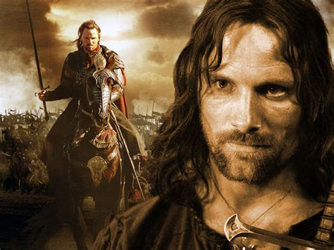aragorn wallpaper aragorn lord of the rings quotes quotesgram