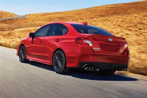 Subaru Wrx Wagon 2017 by 2017 Subaru Wrx New Car Review Autotrader