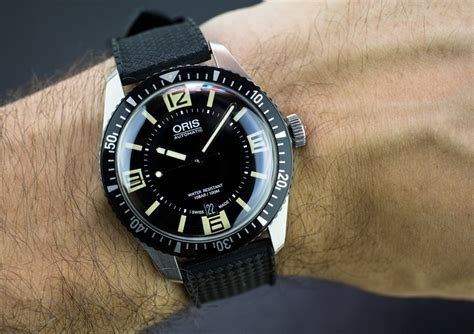 oris divers sixty five review page 2 of 2