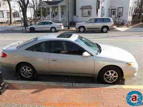 2003 Toyota Camry Fuel Economy Buy Used 2003 Toyota Camry Solara 4 Cylinder Gas Saver 31