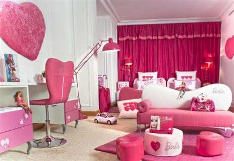 barbie bedroom decor interior design decorating ideas barbie doll interior