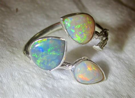 opal rings gemstones from official government heritage