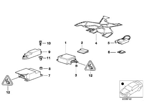 supplement 3 to part 740 01 740i airbag module brain location help