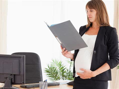 Work Pregnancy working tips working avoid