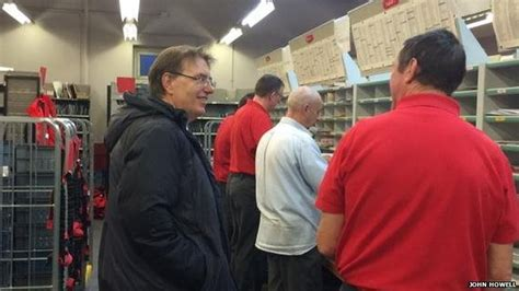 Howell Food Pantry by Bicester Gridlocked By Black Friday Shoppers