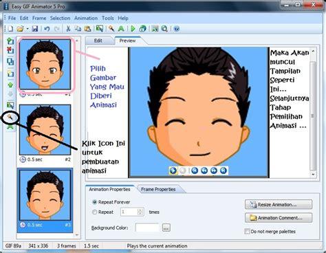 membuat video animasi bergerak membuat animasi berformat gif versimu sendiri o