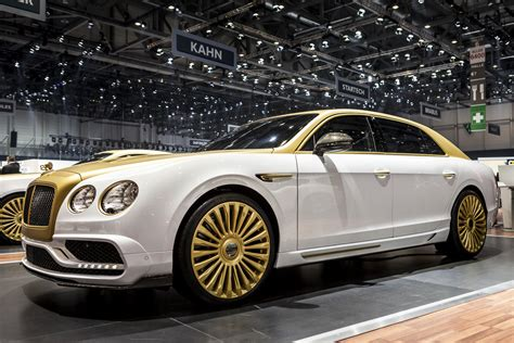 mansory bentley flying spur geneva 2016 mansory bentley flying spur
