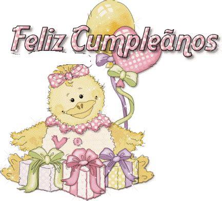 imagenes animadas feliz cumpleaños im 225 genes con felicitaciones movimiento y brillo de fel 237 z