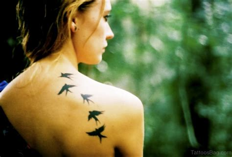 bird tattoo on girl s shoulder 80 best birds tattoos on shoulder