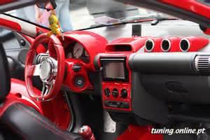 Opel Corsa B Interior Fotografia De Interior Tuning Opel Corsa B Tuning