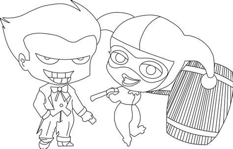 imagenes de joker para colorear dibujos para colorear harley quinn imprimible gratis
