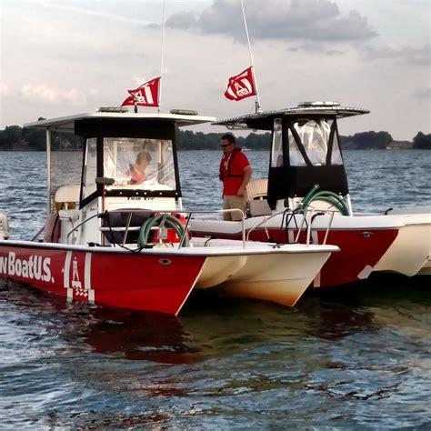 towing a boat into the us towboatus lake response llc boat towing sinking
