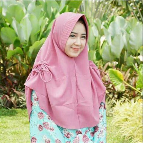 Jilbab Talita Serut talita serut sing superior by ibani shopee indonesia